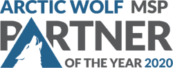 Arctic Wolf MSP Partner of the Year